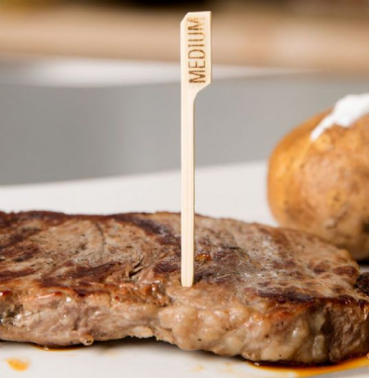 Steak Markers